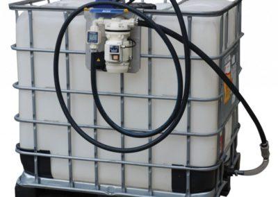 Instalaciones de Urea Adblue