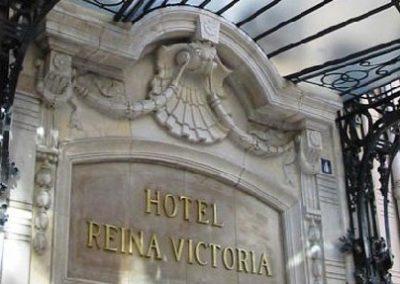 Hotel Reina Victoria – Valencia