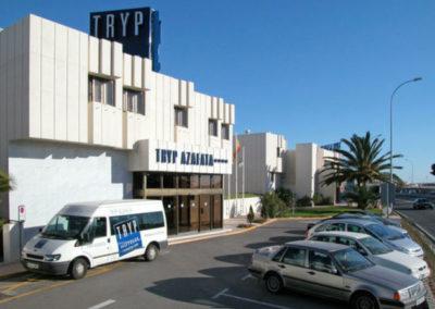 Hotel Tryp Azafata – Manises (Valencia)