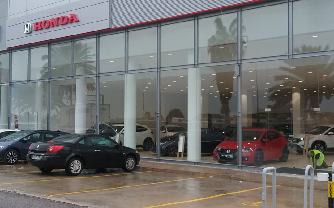 Honda Center Auto – SEDAVI (Valencia)