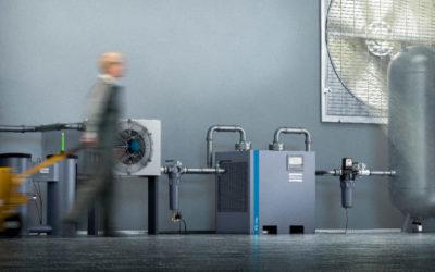 Purgadores electrónicos para condensados del depósito de compresor
