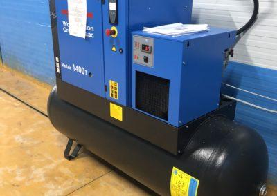 Compresor tornillo RLR1400T