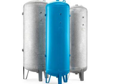 Depósitos aire comprimido