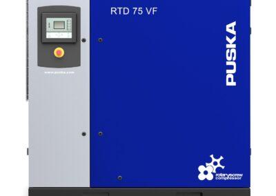 PUSKA Compresor de tornillo RTD VF
