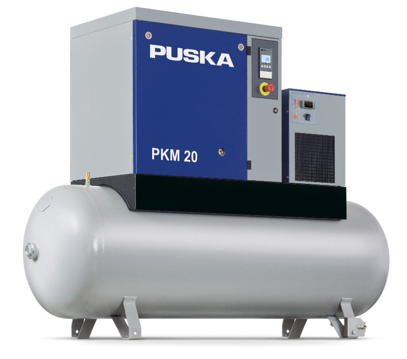 Compresor de tornillo PUSKA