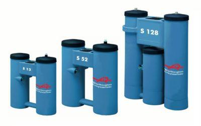 Separadores de aceite / agua
