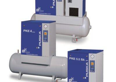 PUSKA compresor tornillo PKE